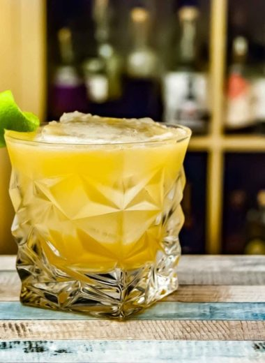 whiskey sour recept