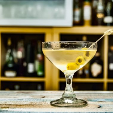 dirty martini recept