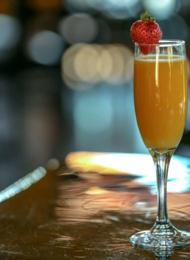 mimosa recept