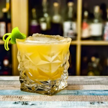 Amaretto Sour recept