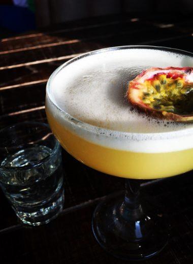 Pornstar Martini recept