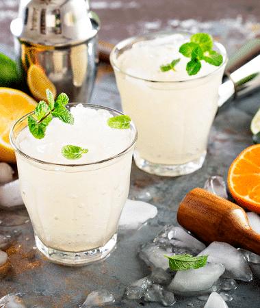 Limoncello Margarita recept