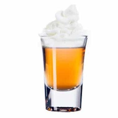 appeltaart shotje