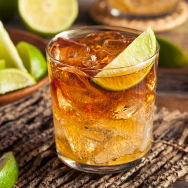 Dark 'n Stormy recept