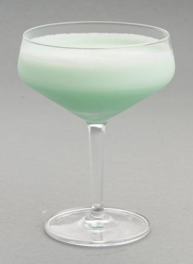 grasshopper cocktail recept
