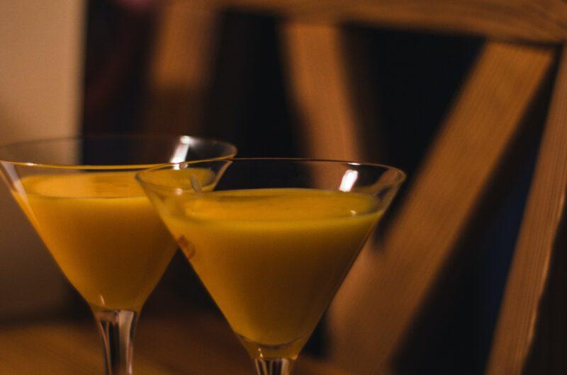 Advocaat cocktail